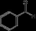 Benzaldehyde structuur.png