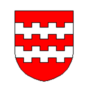 Lordship of Wickrath - The arms of the Quadt-Wickrath, who ruled Wickrath in 1502-1794.