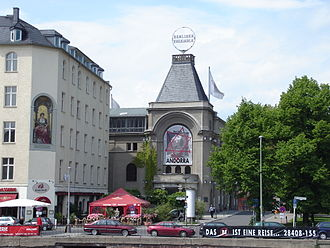Berliner Ensemble - Berliner Ensemble (Theater am Schiffbauerdamm)