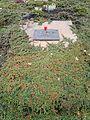 Berlin Friedrichsfelde Zentralfriedhof, Gedenkstätte der Sozialisten (Rondell) - Grotewohl 1.jpg
