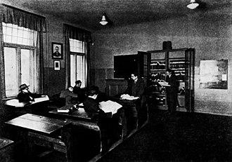 Hildesheimer Rabbinical Seminary - Berlin Rabbinical Seminary, 25 years anniversary of work, 1898.