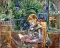 Berthe Morisot - Reading (La Lecture).jpg