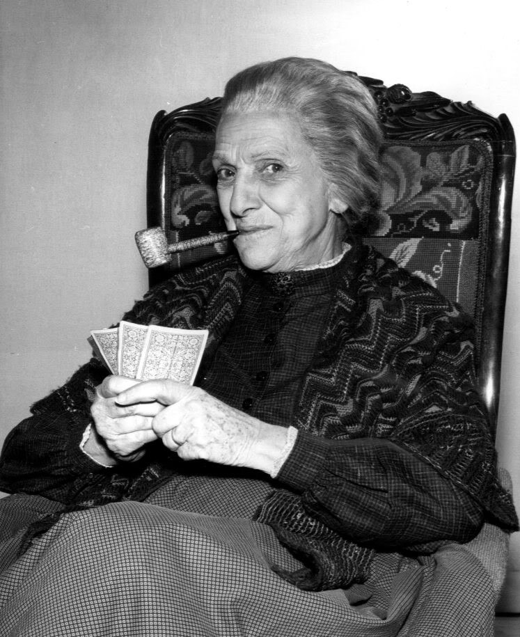 Beulah Bondi Wagon Train 1961