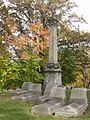 Bidwell Monument, Allegheny Cemetery, 2015-10-27, 02.jpg