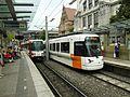 Bielefeld - Stadtbahn - Haltestelle Rathaus (7859677080).jpg