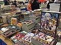 Big Bad Wolf Books Jakarta 2017 Manga and Comic section.jpg