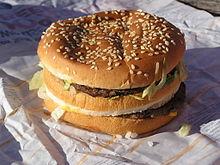 Big Mac venduto in Australia