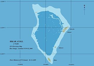 Bikar Atoll atoll