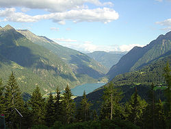 Hình nền trời của Huyện Bernina