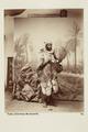 """Bild från familjen von Hallwyls resa genom Algeriet och Tunisien, 1889-1890. """"Tunis. Ormtjusare."""" - Hallwylska museet - 91981.tif"""