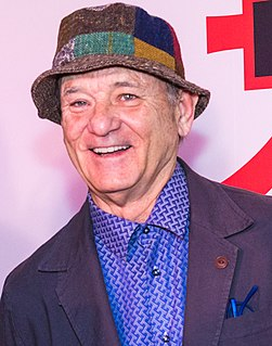Bill Murray American actor and comedian