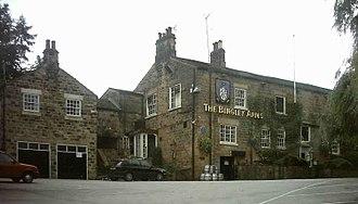 Bardsey, West Yorkshire - Image: Bingleyarms
