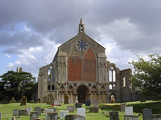 Binham Priory - The Priory Church of St Mary and the Holy Cross