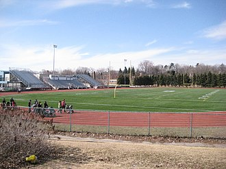 Birchmount Stadium - Image: Birchmount Stadium