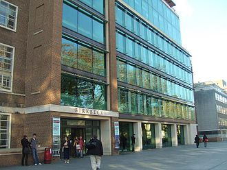 Colleges of the University of London - Image: Birkbeck College, University of London