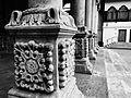 Biserica Antim , detalii pridvor.JPG