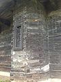 Biserica de lemn Sf. Nicolae - detalii fereastră.JPG