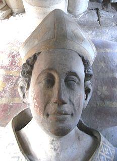 Walter de Stapledon 14th-century Bishop of Exeter and Treasurer of England