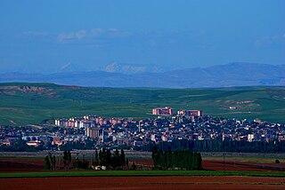 Bismil District in Southeastern Anatolia, Turkey