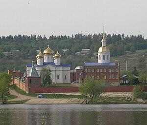 Annunciation Monastery (Tolyatti) - Annunciation Monastery