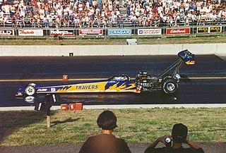 Blaine Johnson American racing driver