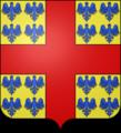 Blason Mathieu II de Montmorency.png
