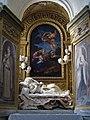 Blessed Ludovica Albertoni by Gian Lorenzo Bernini (setting).jpg