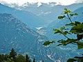 Blick Richtung Ledrosee, Lago di Ledro - panoramio.jpg