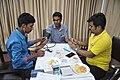 Blood Pressure And Blood Glucose Test - Health Check-up Camp - NCSM - Salt Lake City - Kolkata 2017-06-21 2921.JPG