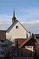 Bludenz Kapuzinerkloster, Kloster und Klosterkirche 2.JPG