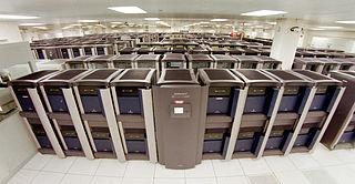 SGI Origin 2000 Series of server computers