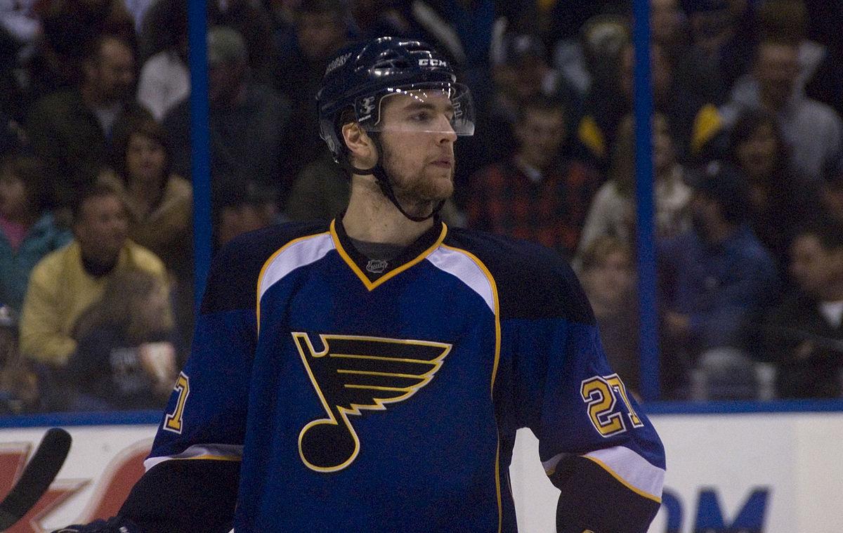 List of St  Louis Blues draft picks - Wikipedia