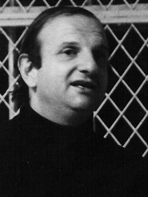 Bo Goldman - Bo Goldman on the set of Miloš Forman's One Flew Over the Cuckoo's Nest
