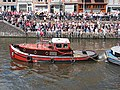Boat 17 Philips, Canal Parade Amsterdam 2017 foto 8, Sleepboot Tiny ENI 02321972.JPG