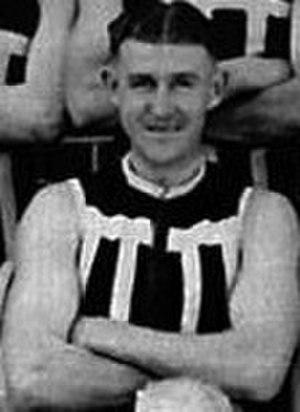 Bob McLean (Australian footballer) - Image: Bob Mc Lean Port Adelaide 1939