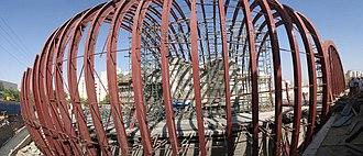 Eilat Sports Center - Image: Bodek Architects Eilat Sports Center 110