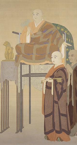 File:Bodhisattva Kenshu by Hishida Shunso (National Museum of Modern Art, Tokyo).jpg