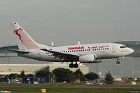 TS-IOM - B736 - Tunisair