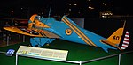 Boeing P-26A Peashooter, National Museum of the US Air Force, Dayton, Ohio. (42814970220).jpg