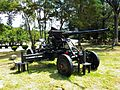 Bofors 40mm Gun Display at Chengkungling 20121006a.jpg