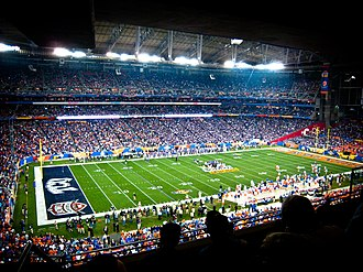 TCU Horned Frogs football - The 2010 Fiesta Bowl with Boise State against TCU