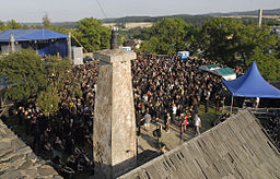 Bolkow castle party