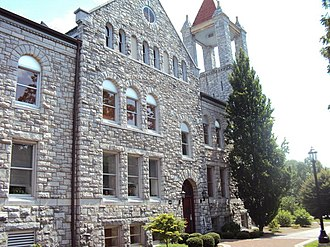 Ursinus College - Image: Bomberger Hall Ursinus College