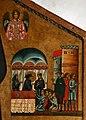 Bonaventura Berlinghieri, San Francesco e storie della sua vita, 1235, 08 fondazione del terzo ordine.jpg
