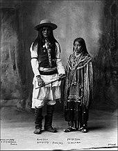 5bcbd2748454b An Apache man wearing a
