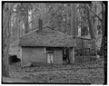 Boone-Truly Ranch, Hired Hand House, 11119 Northeast 185th Street, Bothell, King County, WA HABS WASH,17-BOTH,1G-1.tif