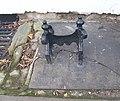 Bootscraper outside 22 St John's North - geograph.org.uk - 654038.jpg