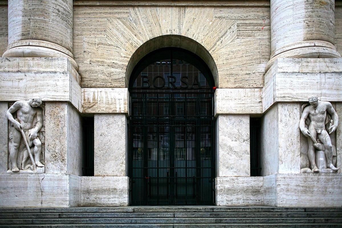 Borsa di milano wikipedia for Mercati oggi a milano