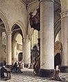 Bossuet, Interior of the Church of Notre-Dame at Laeken.jpg