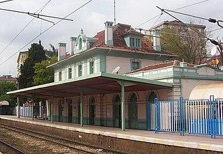 Bostancı railway station